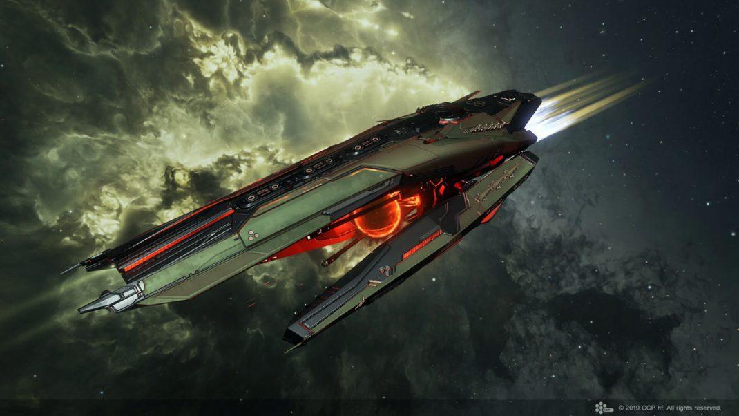 EVE Online Invasion Cinematic Trailer | GamingShogun