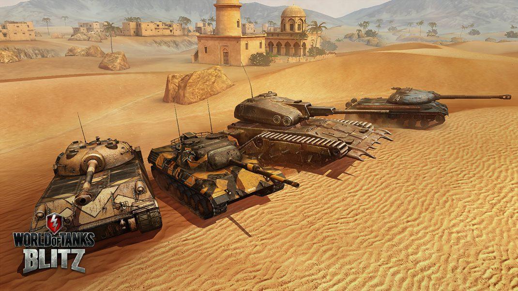 World of Tanks Blitz Celebrates 5th Anniversary | GamingShogun