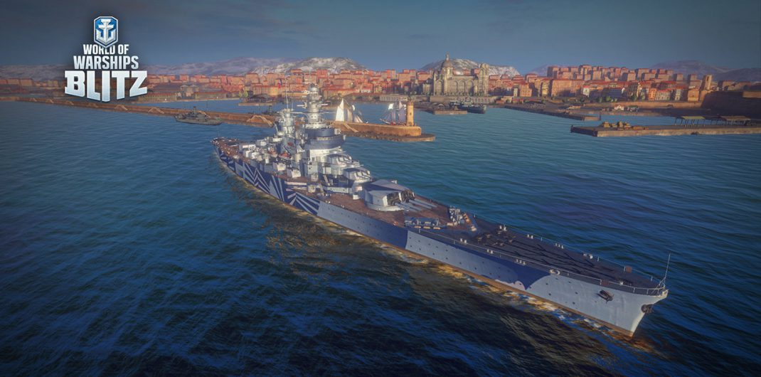 New French Battleships Steaming Towards World of Warships