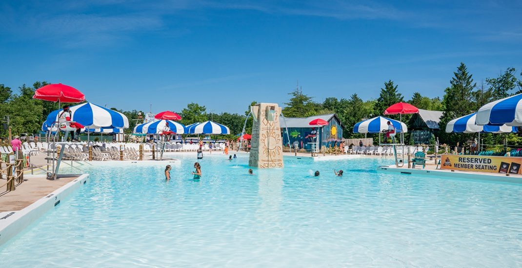 Six Flags Great Adventure Calypso Springs Now Open