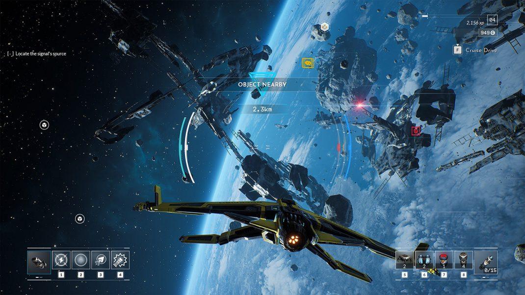 EVERSPACE 2 Gamescom Announcement Trailer | GamingShogun