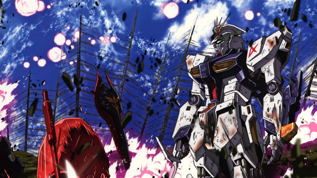 Mobile Suit Gundam Char S Counterattack Coming To Theaters