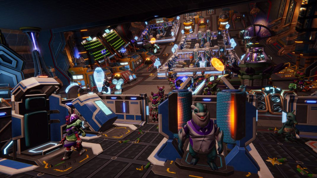 Spacebase Startopia Release Date And Gameplay Trailer