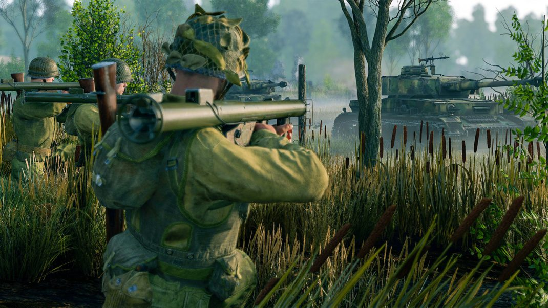 Invasion of Normandy Campaign Trailer for Enlisted  