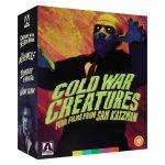 Cold War Creatures: Four Films by Sam Katzman